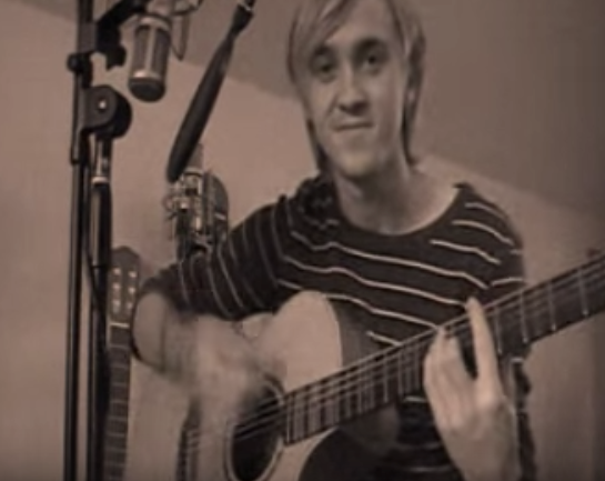 If_You_Could_Be_Anywhere_-_Tom_Felton_-_YouTube
