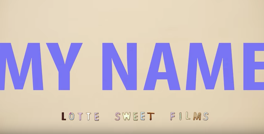 LOTTE_SWEET_FILMS_「MY_NAME」_ロッテChoco-motionTV _279_-_YouTube